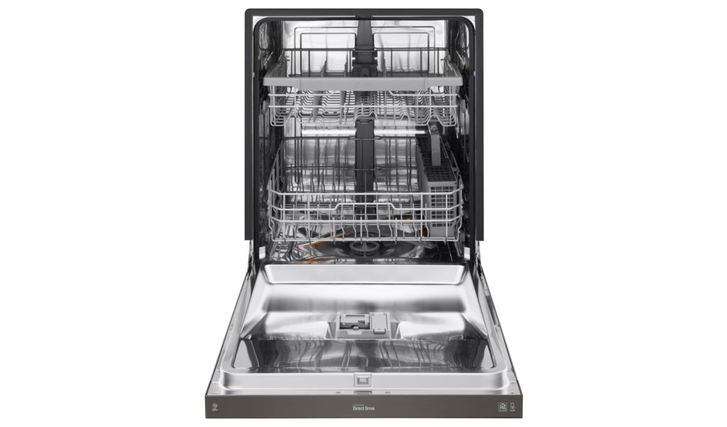 How to Repair an LG Dishwasher That Will Not Drain