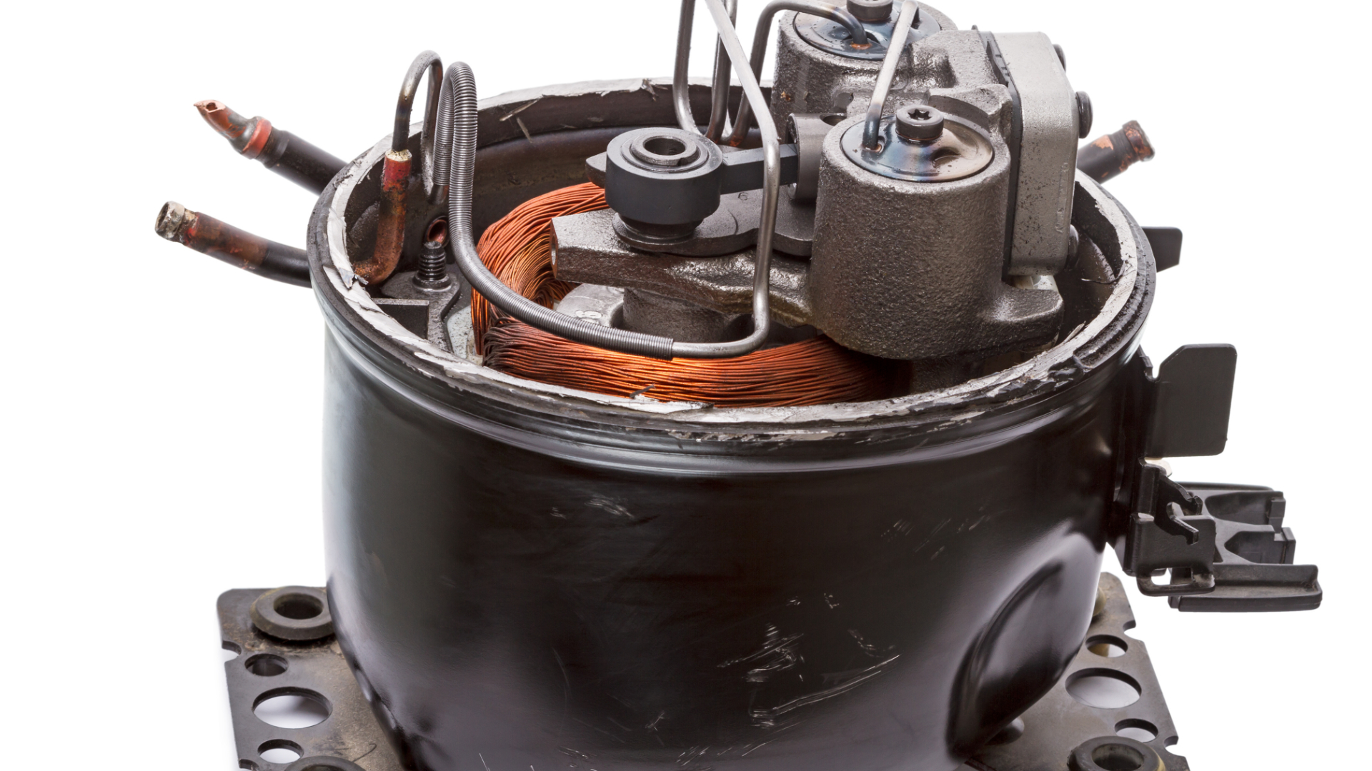 """Featured image for """"How to Replace a Refrigerator Compressor"""""""