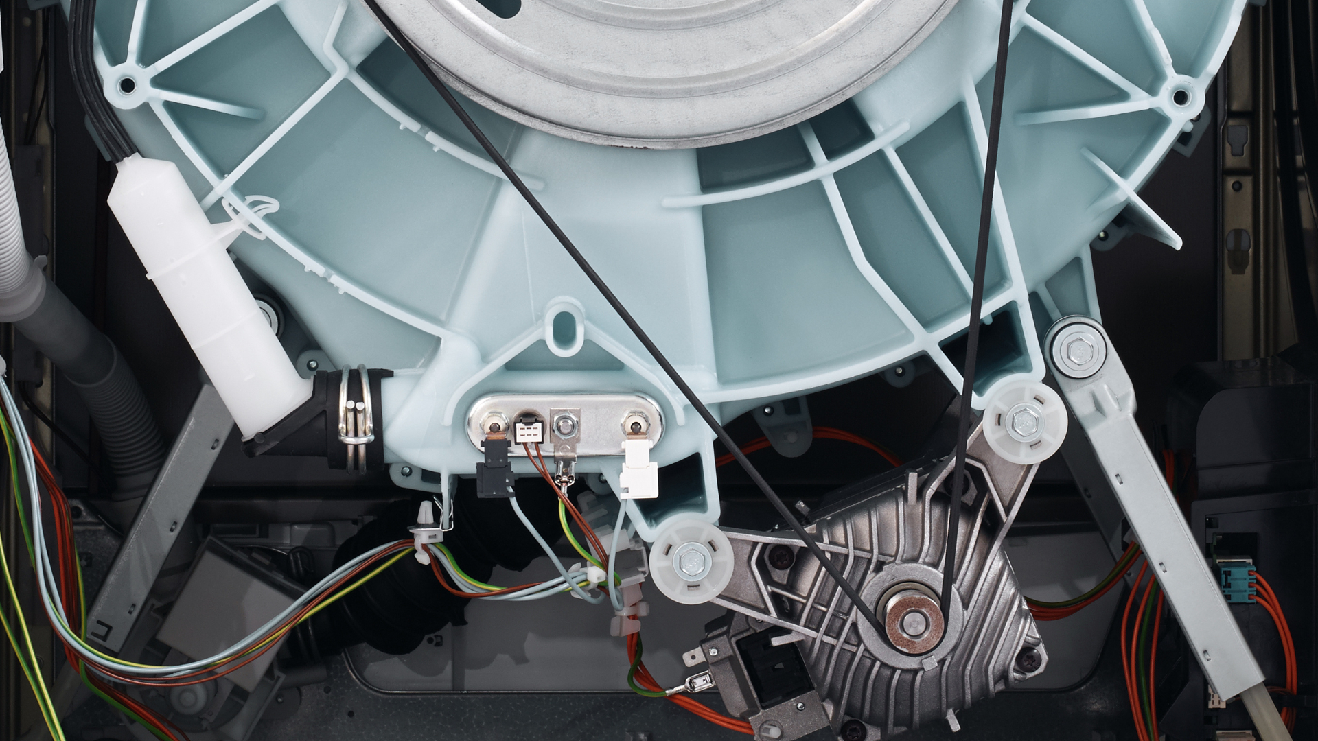"""Featured image for """"How to Replace a Washing Machine Belt"""""""